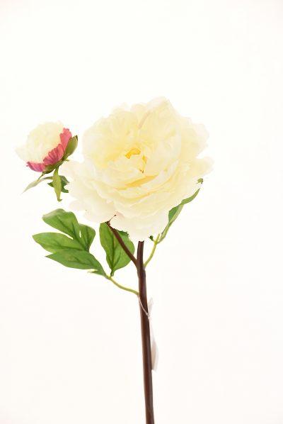 peonia-con-boton-blanca-54cm-l15017wh