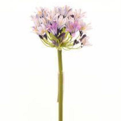 Flor de Agapanto Lila | 89 cms