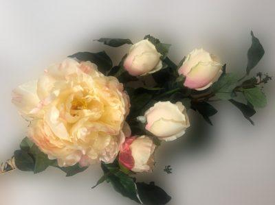 arreglo de rosas damasco 2