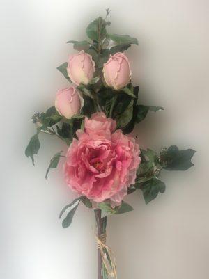 ramo rosa vertical